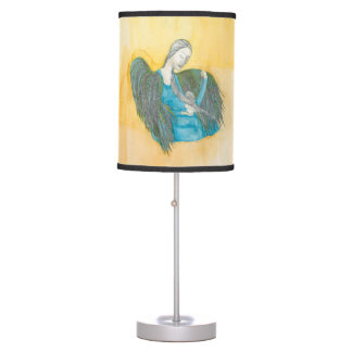 Angel Dove table lamp