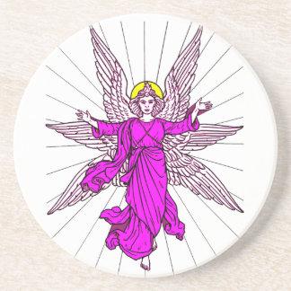 Angel Drink Coaster