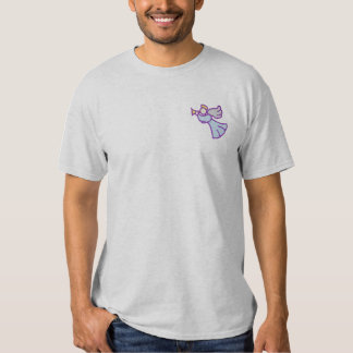 Angel Embroidered T-Shirt