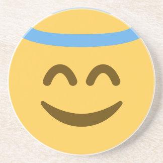 Angel Emoji Coasters