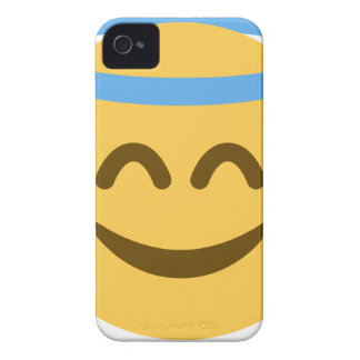 Angel Emoji iPhone 4 Case-Mate Cases