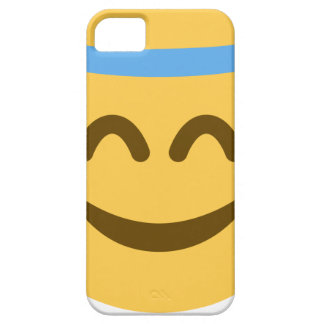 Angel Emoji iPhone 5 Case