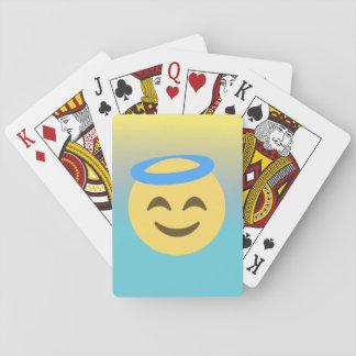 Angel Emoji Playing Cards