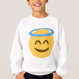 Angel Emoji Sweatshirt