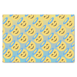 Angel Emoji Tissue Paper