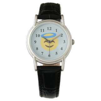 Angel Emoji Watch