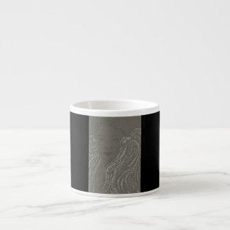 Angel espresso mug