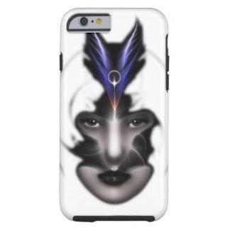 Angel Eyes Wings Of Wind Tough iPhone 6 Case