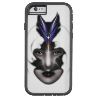 Angel Eyes Wings Of Wind Tough Xtreme iPhone 6 Case
