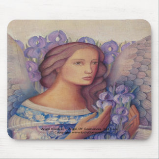 Angel Ezechiel mousepad