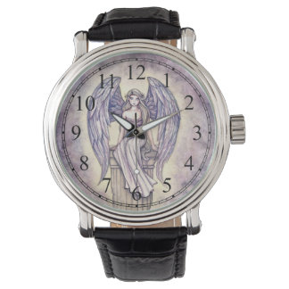 Angel Fantasy Art by Molly Harrison Watches