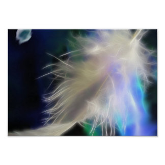 Angel Feather Poster
