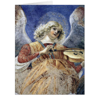Angel Fine Art Renaissance Christmas Big Card