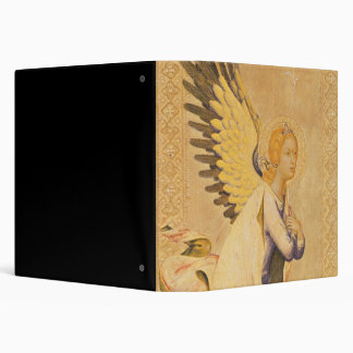 Angel Gabriel 3 Ring Binders