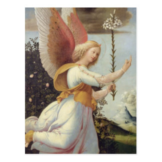 Angel Gabriel Postcard