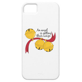 Angel Gets Wings iPhone 5 Cover