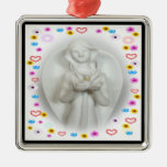 Angel Gifts Christmas Ornament