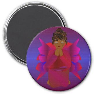 Angel Girl Magnets