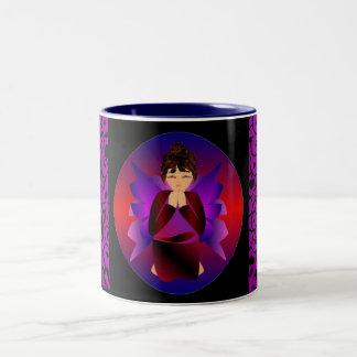 """""""Angel Girl"""" Mug I - Customizable Coffee Mug"""