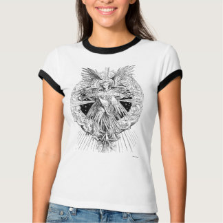 Angel 'Gloria In Excelcis Deo' ...LOOK CLOSER! Tshirts