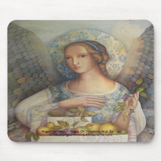 Angel Hamaliel mousepad