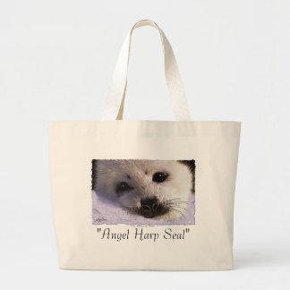 """Angel Harp Seal"" Anti-Sealhunt Carry Bag"