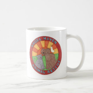Angel Haven Animal Rescue Logo Coffee Mug