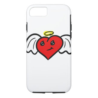 Angel Heart (colored) iPhone 7 Case