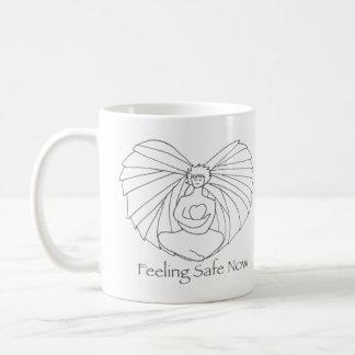 angel heart mug