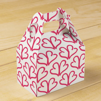 """ANGEL HEART"" PARTY FAVOR BOXES"