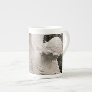 Angel in Blessing Bone China Mug