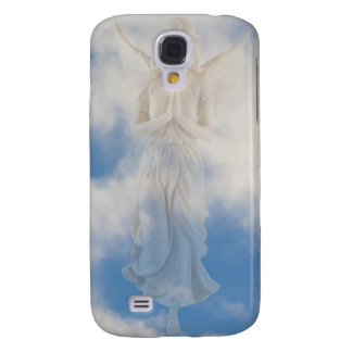 Angel in blue heaven cloudy sky by healing love HTC vivid covers