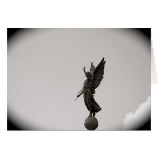 Angel in Denmark Card