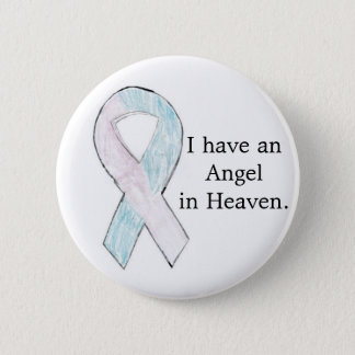 Angel In Heaven Button