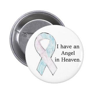 Angel In Heaven Button