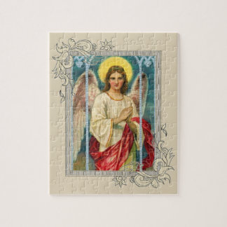 Angel In Prayer Puzzle