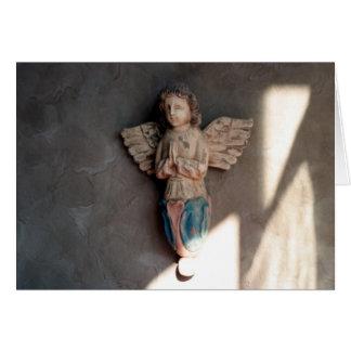 Angel in Santa Fe Card