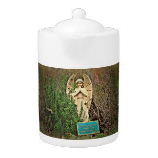 Angel In Sedona Tea Pot
