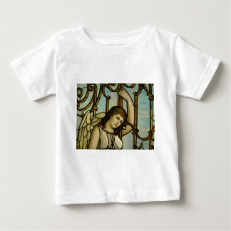Angel In Stained Glass Baby T-Shirt