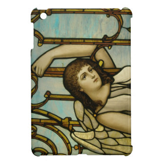 Angel In Stained Glass Case For The iPad Mini
