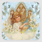 Angel In The Cloud Stickers