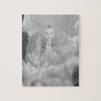 Angel in the Clouds Jigsaw Puzzle