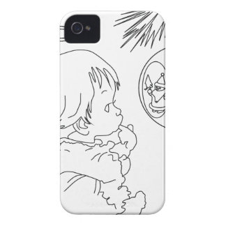 angel iPhone 4 Case-Mate case