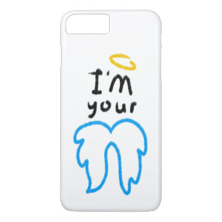 Angel iPhone 8 Plus/7 Plus Case