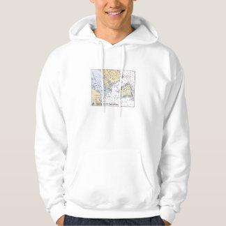 Angel Island Chart Tee