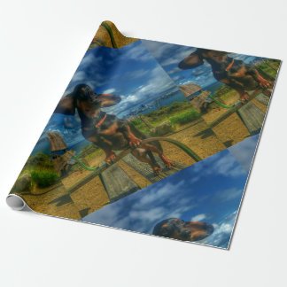 Angel Island Wrapping Paper