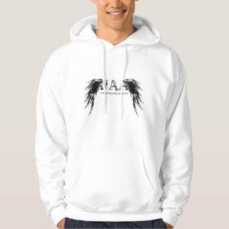 Angel Logo Black (hoodie) Hoodie