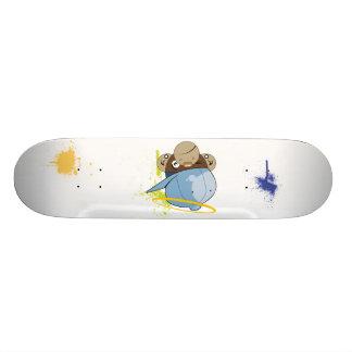 Angel Monkey Skateboard Decks