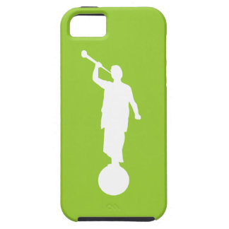Angel Moroni Case (Lime Green) iphone 5S/5