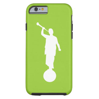 Angel Moroni Case (Lime Green) iPhone 6 case/5
